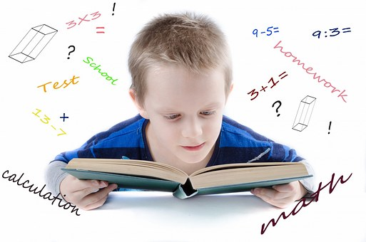 A CHILD WITH DYSCALCULIA)